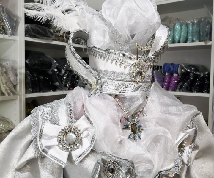 Venedig Fantasie Kostüm